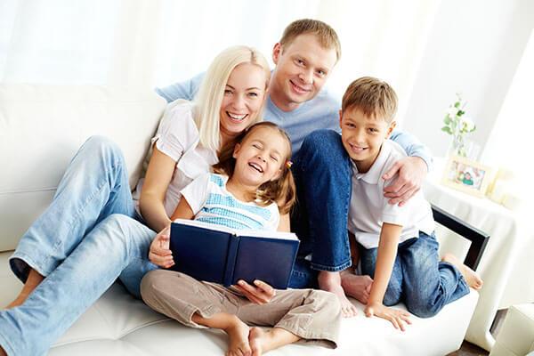 オーストラリアでホームステイする親子留学