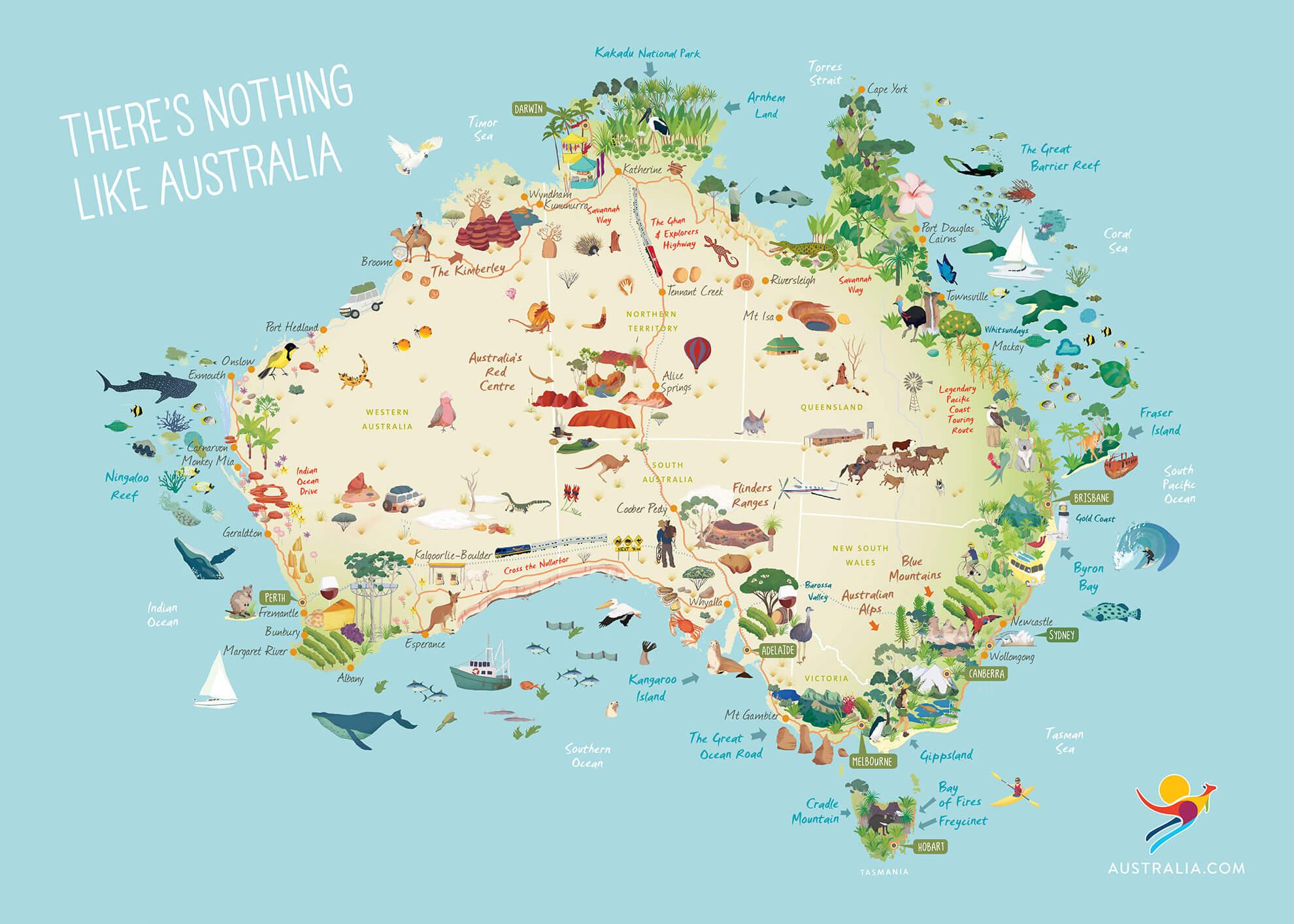 オーストラリア留学について