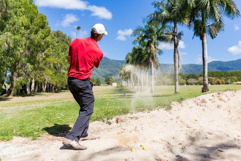 クリエイタスのゴルフ留学で苦手を克服